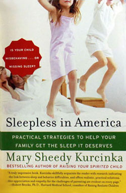 Mary Sheedy Kurchinka - Sleepless in America