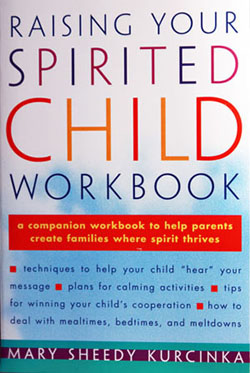 Mary Sheedy Kurchinka - Raising Your Spirited Child Workbook