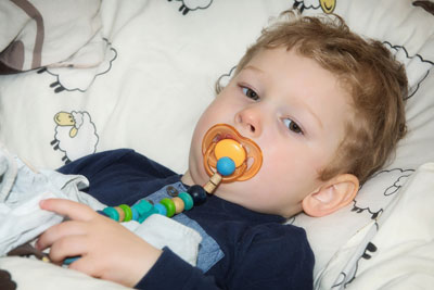 Weaning from the pacifier