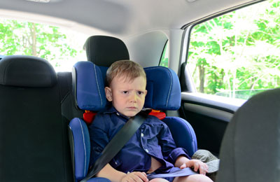 Car Seat Wars, by Mary Sheedy Kurcinka & Lynn Jessen